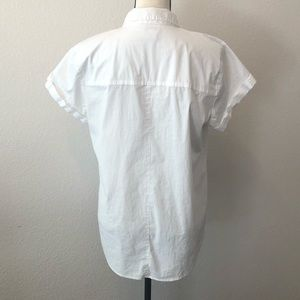 J. Crew Tops - J. Crew Short Sleeve Popover Shirt
